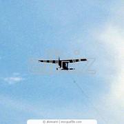 Послуги авіації : обприскування полів з літака фото