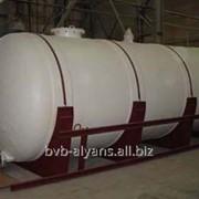 Производство резервуаров для нефтехимической промышленности фото