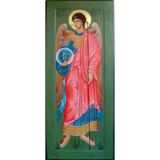 Именная икона Св.арх. Михаил фото
