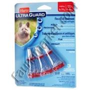 Капли 3в1 для собак от блох, клещей и комаров от 6 до 14 кг 1 шт Hartz фото