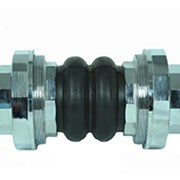 Компенсатор резиновый муфтовый КР ARM 25-16-25/22/45 (М) фото