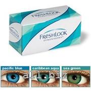 Линзы цветные Ciba Vision FreshLook Dimensions Сила от -8,00 до 0,00 фото