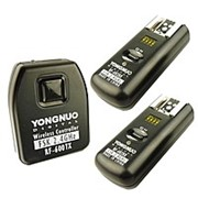 Радиосинхронизатор для вспышек Yongnuo RF-602 С для Canon + 2 ресивера 1145 фото