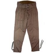 Ватные штаны фото