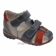 Туфли открытые для мальчика арт.14131 фото