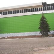 Обшивка фасадов АКП. Композитные панели. Вентелируемые фасады. фото