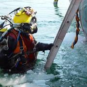 Водолазные, подводно-технические работы фото