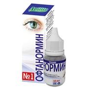 Офтанормин - капли для глаз фото
