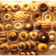 Печенье песочное фото