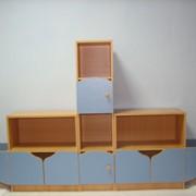 Стенка для игрушек корабль фото
