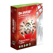 Dr.Web Security Space Pro SILVER 24 мес., 1ПК фото