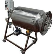 Массажер вакуумный (для мяса, с переменной частотой вращения) ИПКС-107-200Ч(Н) фото