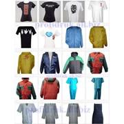 Промо одежда, фирменная одежда с нанесением логотипов и полноцветных изображений под заказ. фото