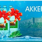 Питьевая артезианская вода Аккерман фото