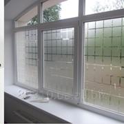 Оклейка витрин рекламной пленкой Черкассы фото