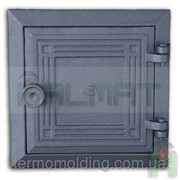 Чугунная дверца DKR3 175x175 фото
