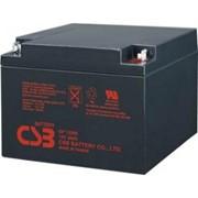 Аккумуляторная батарея GP12260 производства CSB фото