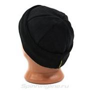 Шапка Олимпийка черная фото