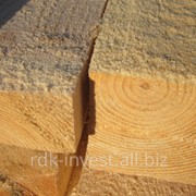 Балка деревянная хвойных пород 100х200х6000 фото
