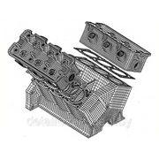 Ремонт двигателей ЯМЗ 238 фото