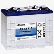 Классическая тяговая аккумуляторная батарея с жидким электролитом FT 12 110 фото