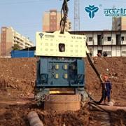 Гидравлический вибропогружатель YZ-130 фото