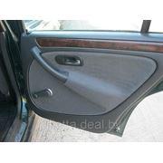 Перетяжка дверей автомобия фото