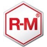 Компьютерный подбор автомобильной краски R-M перламутр красного и синего цвета, цена за 100 гр готовой эмали фото