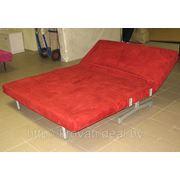 Диван-кровать S229a красный 209-23 фото