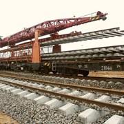 Строительство железных дорог, ШинКарСтрой фото