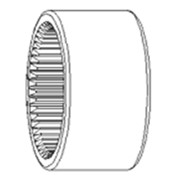 BOWEX 80 HE elastomer 50 Shore A centering Ø265 (фланець муфти BoWex 80 HE-ELASTOMER, 50 SHORE, Ø265, сталь/гума), арт.010800700050 фото