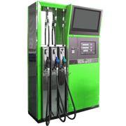 Топливо-Раздаточные Колонки (ТРК) ШЕЛЬФ 300-3S (КЕД-50 (90)-025-1-3) для измерения объёма топлива (бензин керосин и дизтопливо) вязкостью от 055 до 40 мм.кв/с (от 055 до 40 сСт) вычисления стоимости выданной дозы по предварительно заданной цене фото