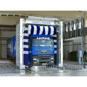 Мойка грузовых автомобилей (TIR) фото