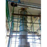 Колонны. Оборудование для производства технических масел. Насадочные колонны. Ректификационные колонны. Оборудование для нефтегазовой промышленности фото
