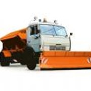 Машина комбинированная ЭД-24 (шасси КАМАЗ-43253 4х2) фото