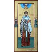 Мерная икона Святой Тимофей Прусский, епископ фото
