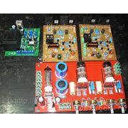 "Полная или частичная сборка Project-9 ""QUAD CLONE"". Классический усилитель Hi-Fi (2 канала, без ПП) фото"