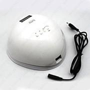 LED+UV лампа для маникюра 48W фото