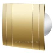 Бытовой вентилятор d150 BLAUBERG Quatro Hi-Tech Gold 150 фото