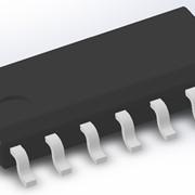 Микросхема LM324DT фото