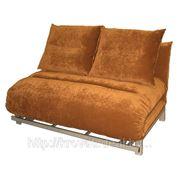 Диван-кровать S139 коричневый 1853-29 фото
