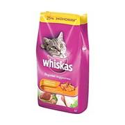 Вискас корм для кошек подушечки нежный паштет курица/утка/индейка фото