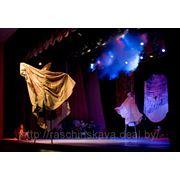 Театральная и концертная съемка фото