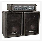 Звукоусилительный комплект KUSTOM KPA 804 (80Вт) фото