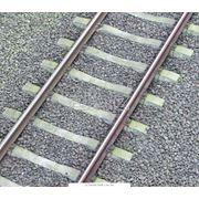 Рельсы железнодорожные типа Р43 для путей промышленного транспорта фото