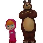 Пищалка герои м/ф Маши и медведь 2 шт. в пакете фото