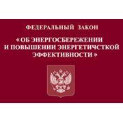 Энергетический паспорт потребителя ТЭР, Росийская федерация фото