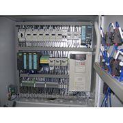 Сбор шкафов автоматики фото