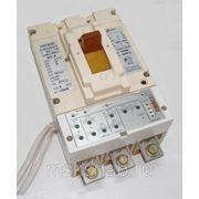 ВА-08 (160А, стационарный, ручной привод) - Автоматический выключатель ВА-08 160А фото