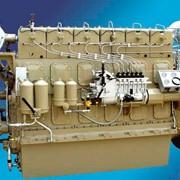 Двигатель дизельный судовый серии Weichai серии R6160 фото
